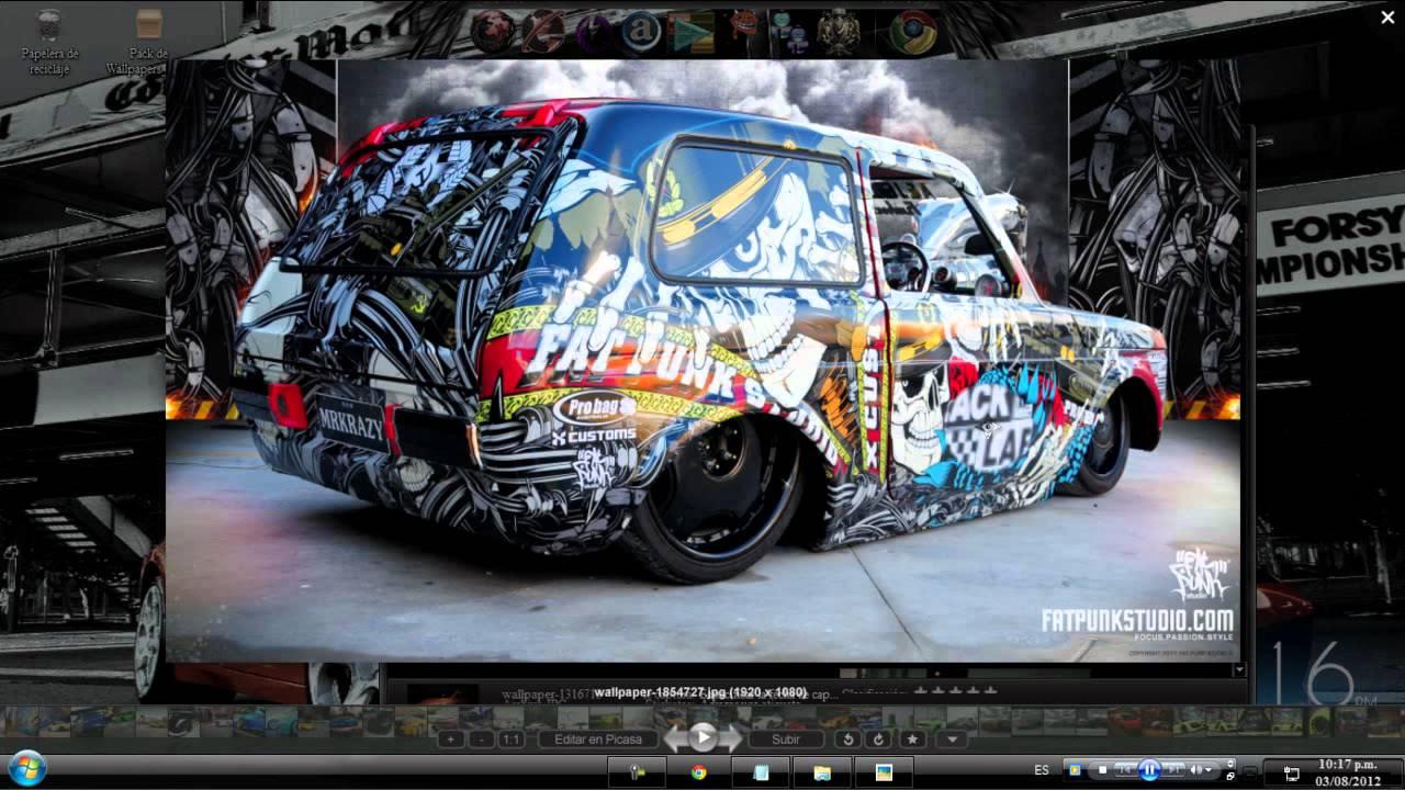 Pack Wallpapers De Carros Hd: Descargar Pack De Wallpapers De Autos Tuning