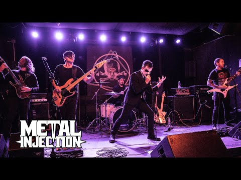 """Battery"" Live At The Metal Injection 15th Anniversary Party"