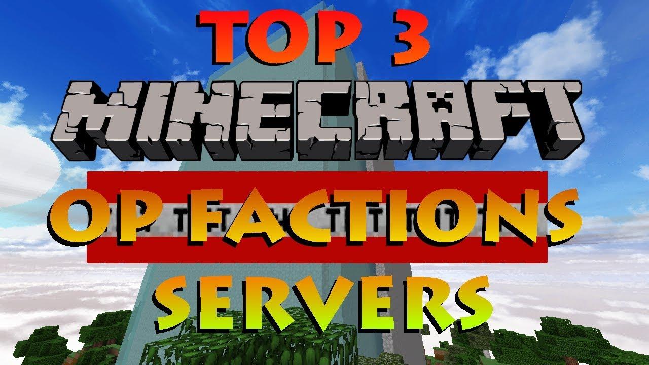 best minecraft faction servers 2018