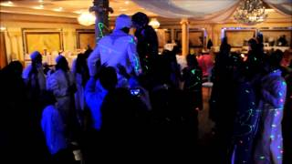 Indian & Arab Wedding Reception Highlights! DJ, Uplighting, Fireworks- DJ TIGER | Dearborn, Michigan