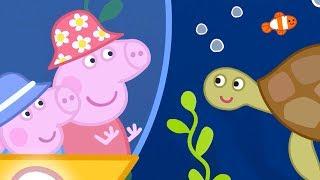 Peppa Pig - ¡Aprende a cuidar los océanos con Libera y Peppa Pig!
