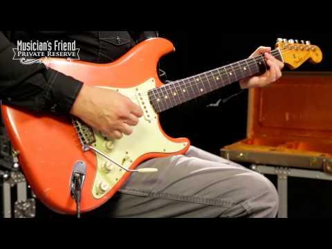 Fender Custom Shop 1961 Stratocaster Relic Masterbuilt by John Cruz