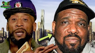 It Gets REAL When Lord Jamar Is ASKED About Afrika Bambatta & Bee Stinger!