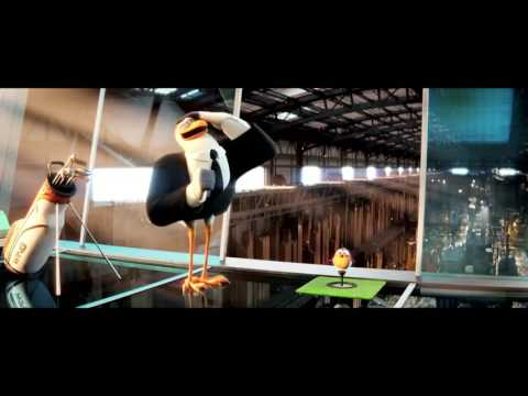 Storks: Bloopers and Gag Reel