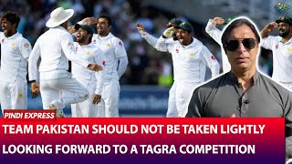 Best of Luck Team Pakistan | Looking Forward to a Tagra Competition | PAKvEng | Shoaib Akhtar | SA1