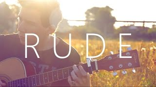 Video Rude - MAGIC! (fingerstyle guitar cover by Peter Gergely) download MP3, 3GP, MP4, WEBM, AVI, FLV Maret 2018
