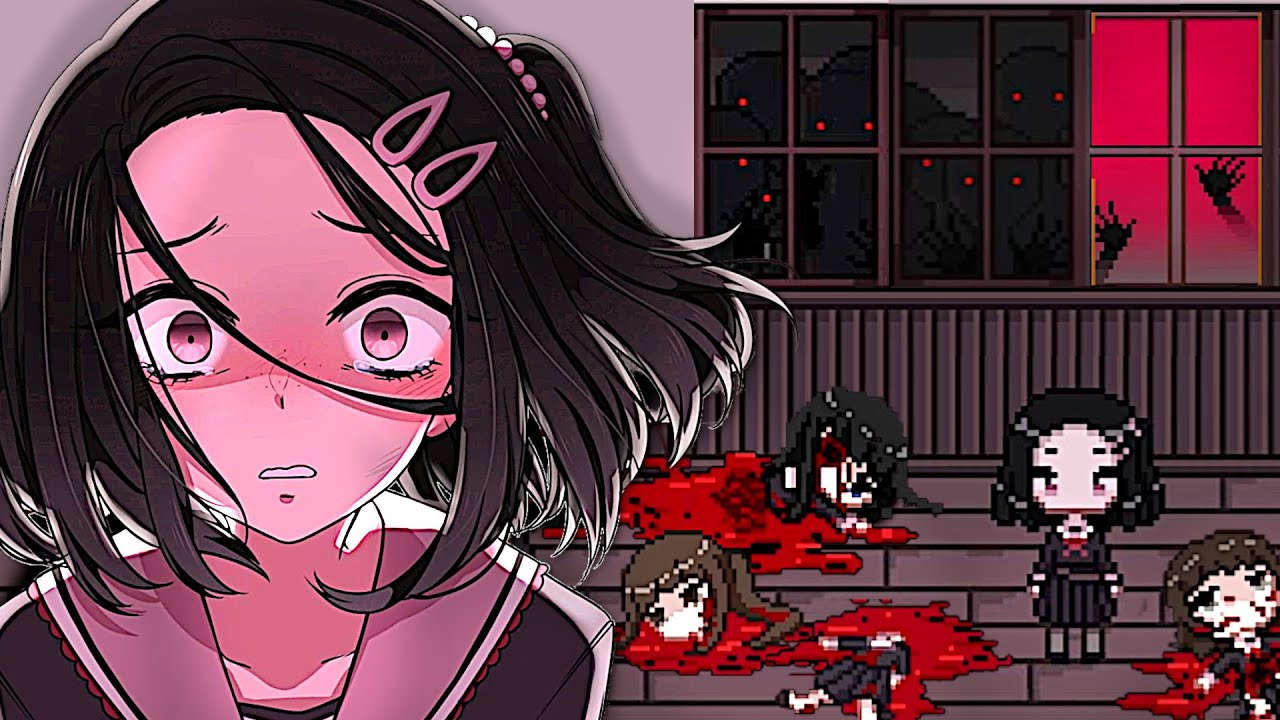 Download Project Kat Paper Lily - Don't Do Creepy Rituals In Class Or... / ALL 8 ENDINGS