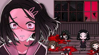 Project Kat Paper Lily - Don't Do Creepy Rituals In Class Or... / ALL 8 ENDINGS