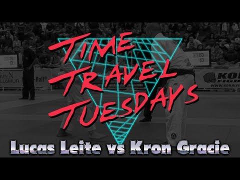 Time Travel Tuesdays Kron Gracie Vs Lucas Leite Pan 2009