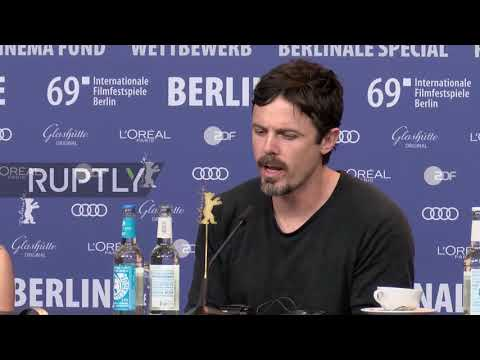 Germany: Casey Affleck Gets '#MeToo' Question At Berlinale Q&A