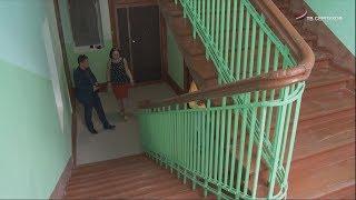 В Серпухове продолжается ремонт подъездов многоквартирных домов
