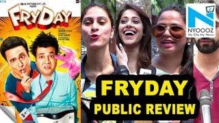 Govinda's film 'Fryday' public review