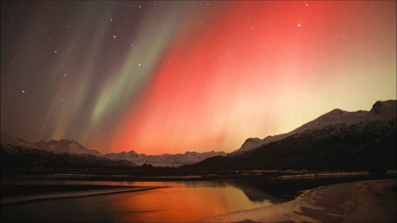 Beautiful Alaska Northern Lights