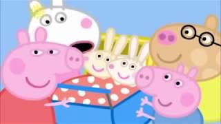Peppa Pig Dank Meme (Mommy Rabbit Bump)