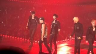 Men in MBLAQ concert ( Stay) HD