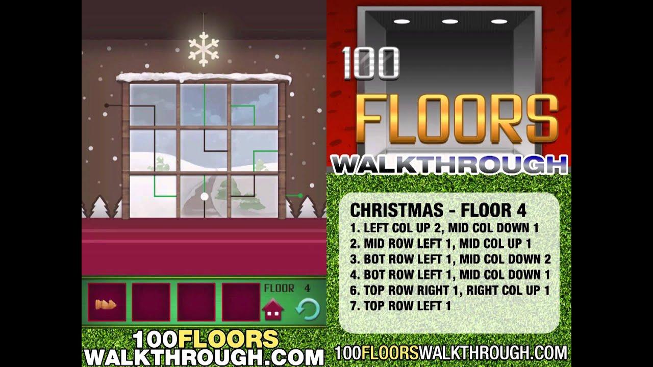 100 Floors Christmas Floor 4 Seasons Tower Christmas