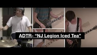 A Day To Remember - NJ Legion Iced Tea Band Cover (STUDIO QUALITY)