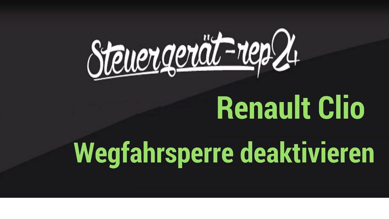 Schaltplan Radio Renault Clio 2