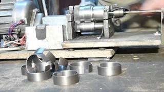 Станок для изготовления втулок.(, 2013-04-20T19:58:32.000Z)