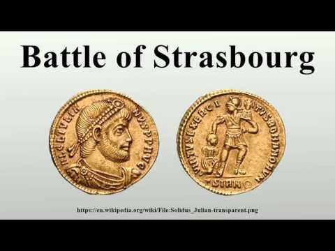 Battle of Strasbourg