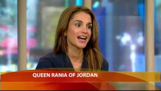 Queen Rania on