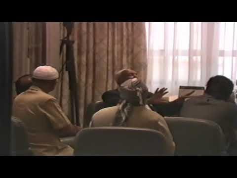 Malaysians Visit AHMED DEEDAT