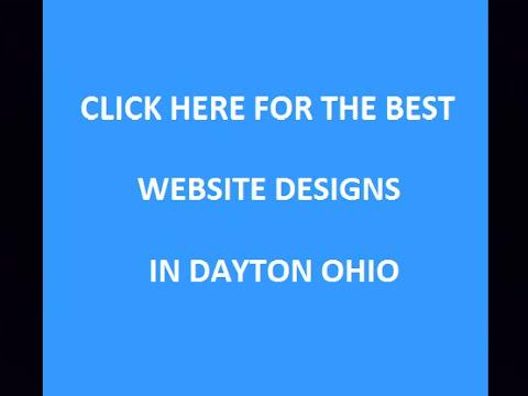 Best Website Design Services in Dayton Ohio and Website Designers
