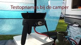 Op vakantie in Lattrop, camping Rammelbeek.