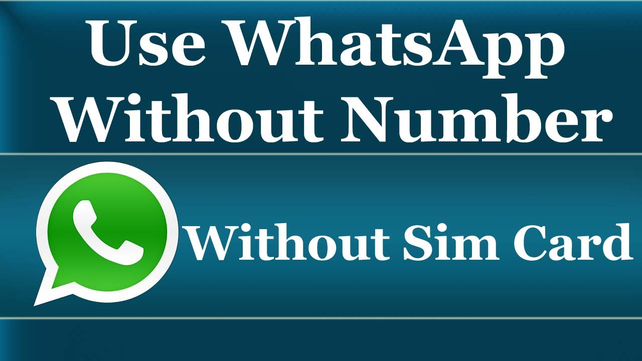 Number How Without Mobile Whatsapp Youtube 2016 To - 2017 Use