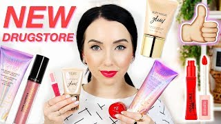 BEST NEW DRUGSTORE MAKEUP RELEASES! You need these...