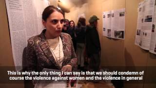 Interior of Violence: An interactive performance on ending violence against women (Georgia)