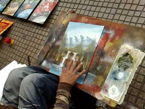 Street Talent...Santiago Chile