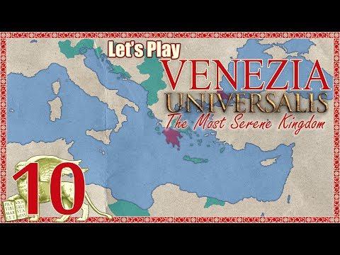 Let's Play Europa Universalis IV, Vol.4 (Venice) [E10] On Ragusa