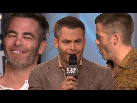 Chris Pine Funny Moments 2017  Wonder Woman