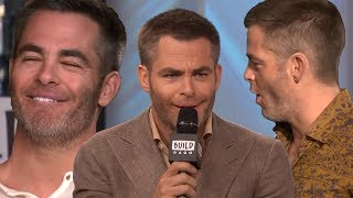 Chris Pine Funny Moments 2017 || Wonder Woman