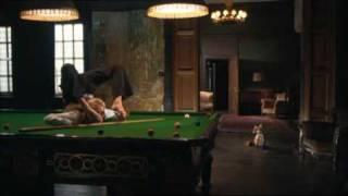 Old Speckled Hen  advert  Snookered