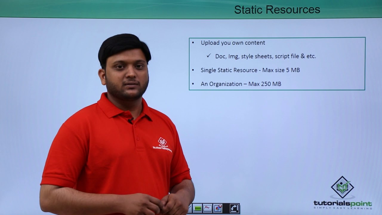 Salesforce - Static Resources