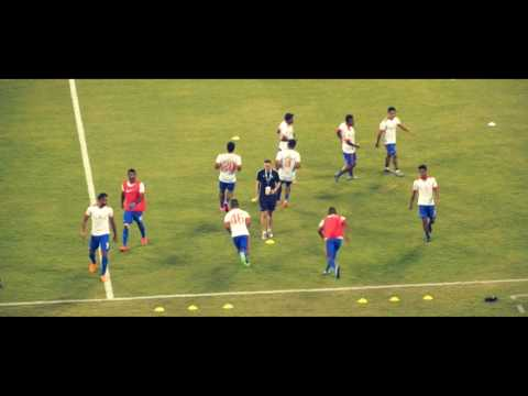 Intensity - Indian Football Team Training