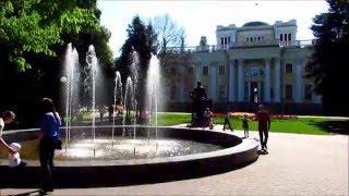 Гомельский парк-любимое место отдыха гомельчан.
