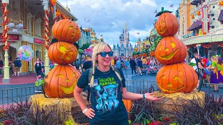 Mickeys Not So Scary Halloween Party 2019 Fireworks Parade Headless Horseman Rides Characters