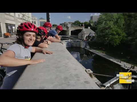 Ottawa Express Bike Tours- Escape Tours Rentals