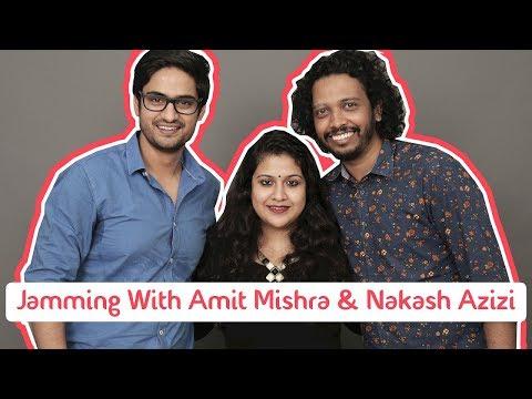 Jamming With Bollywood Singers | Amit Mishra & Nakash Aziz | Medley Songs | MissMalini