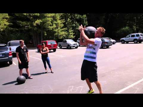 Creating Power with the Hips in the Atlas Stone Lift