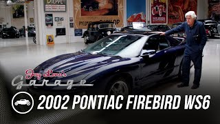 homepage tile video photo for 2002 Pontiac Firebird WS6 - Jay Leno's Garage