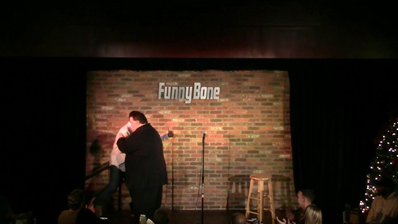 Funny Bone Of Va Beach Comedy School Grad Show