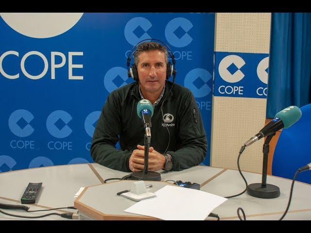 El presidente de la Plataforma, Cristóbal Picón, hace balance en COPE Huelva