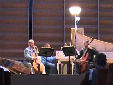 Marin Marais: Courante (Roberto Gini, Wieland Kuijken, 2009)