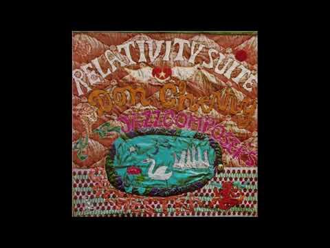 Don Cherry - Relativity Suite (1973) FULL ALBUM