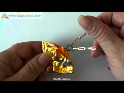 7 ways to make a fused glass pendant youtube 7 ways to make a fused glass pendant mozeypictures Choice Image