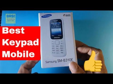Best Keypad Mobile Phone 2018 || Samsung - SM-B310E Daul Sim